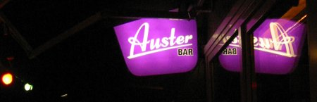 Auster-Bar