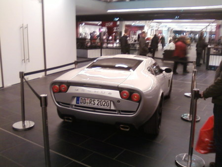Melkus RS2000 hinten