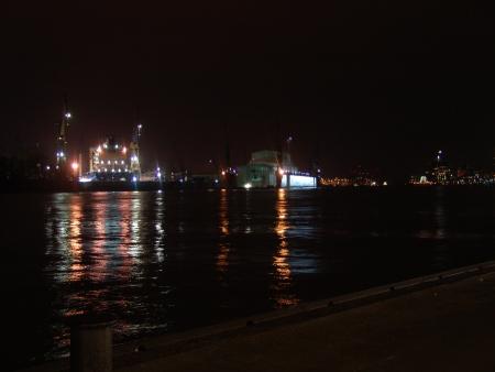 Trockendock Hamburger Hafen