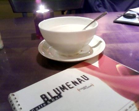 Kaffee im Blumenau