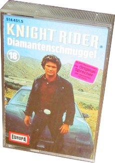 Knight Rider Hörspielkassette