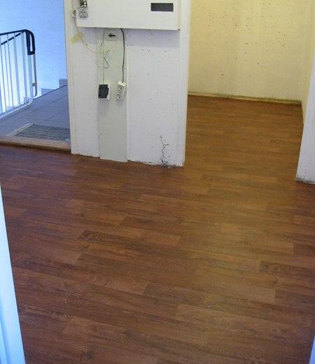 PVC Fußboden