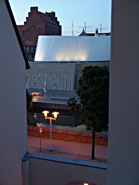 Hotelblick, Pension am Ozeaneum
