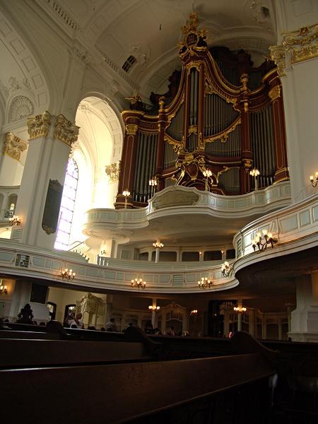evangelische Hauptkirche Sankt Michaelis, Hamburg