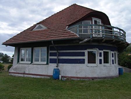 Asta Nielsens Haus auf Hiddensee