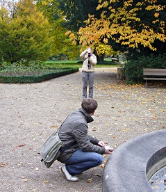 Botanischer Garten in Köln