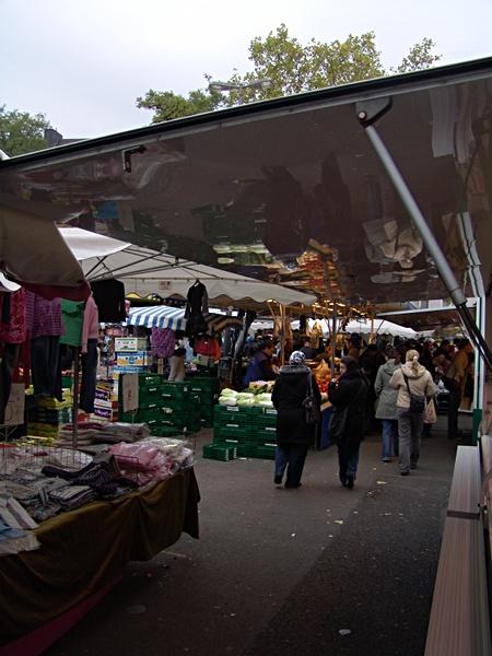Wochenmarkt Nippes