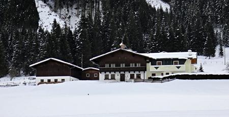 Haus Feuersang Wagrain
