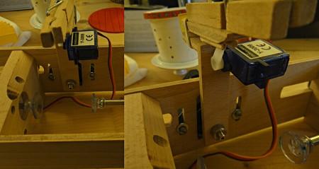Eggbot-Stifthalter
