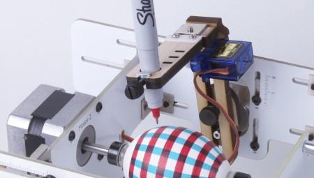 Eggbot-Stifthalter original