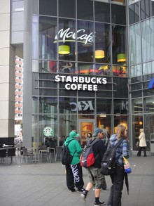 Mc Starbucks