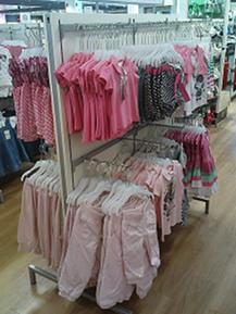 nur rosa Klamotten