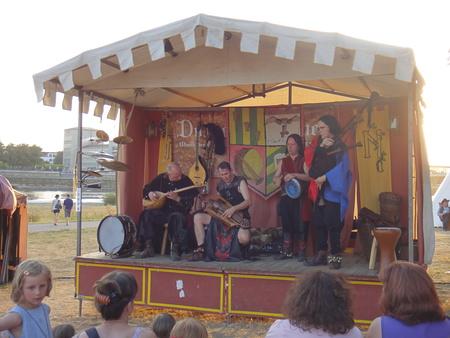 Musik auf alten Instrumenten