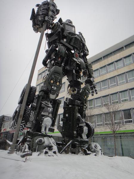 Dokumenta-Transformer