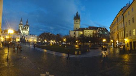 Altstadtplatz, Prag