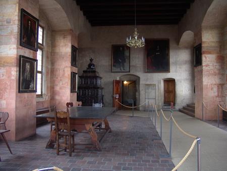 Kanzlei, Burg, Prag