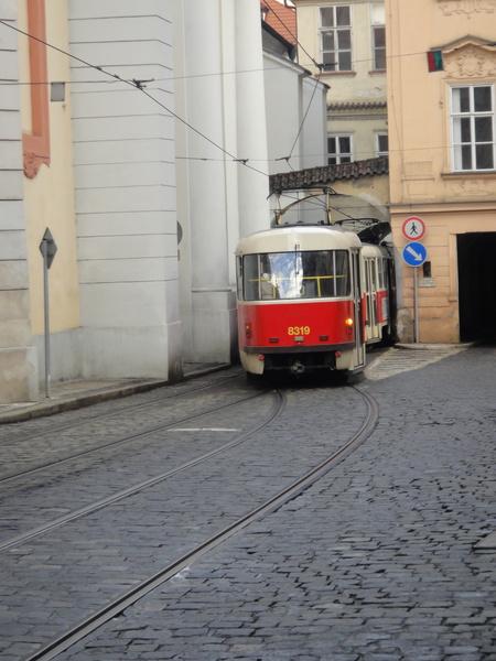 Straßenbahn, Prag
