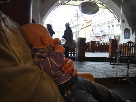 U Kostela, Prag