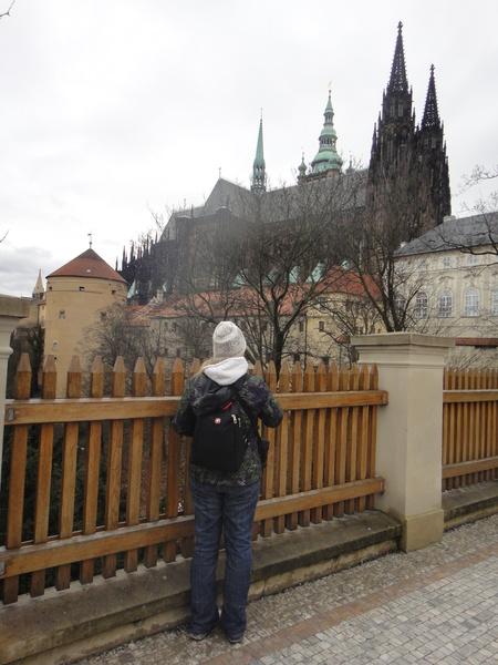 Veitsdom, Prag
