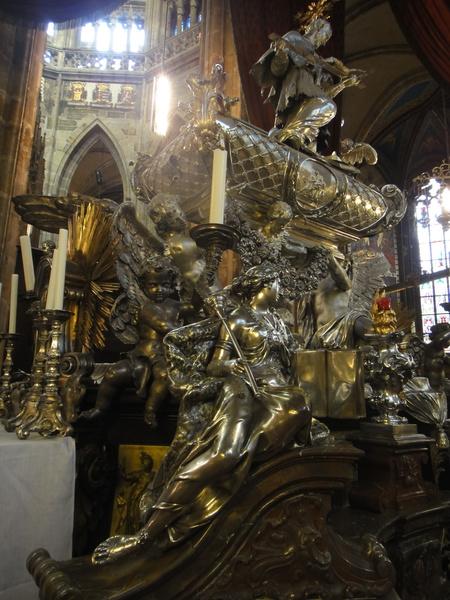 Veitsdom, Heiliger Wenzel, Prag