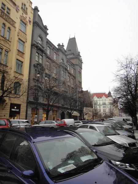 Restaurant Alte Synagoge, Prag