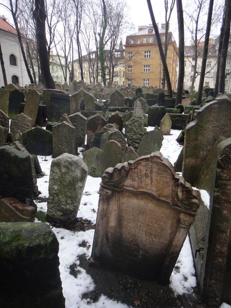 Jüdischer Friedhof, Prag