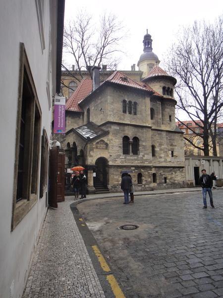 Klausensynagoge, Prag