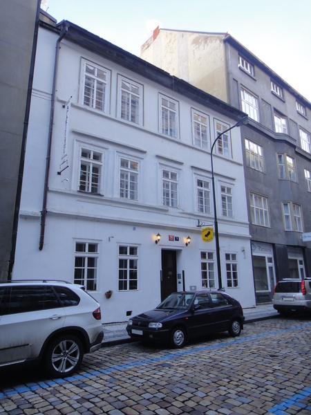 Davids Apartments, Prag