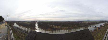 Elbe-Moldau, Melnik