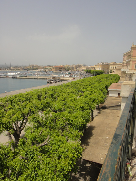 Hafen Ortygia