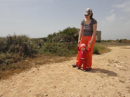 Alinas Verdauungsspaziergang