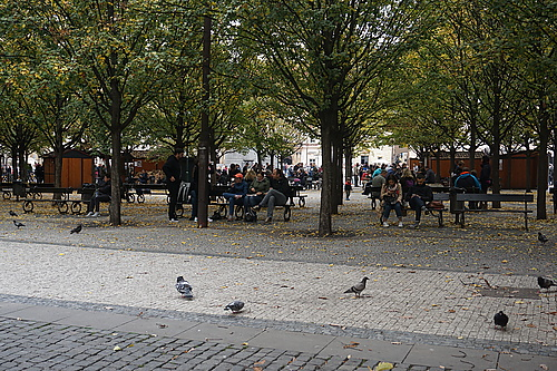 Altstädter Ring Staroměstské náměstí, Prag