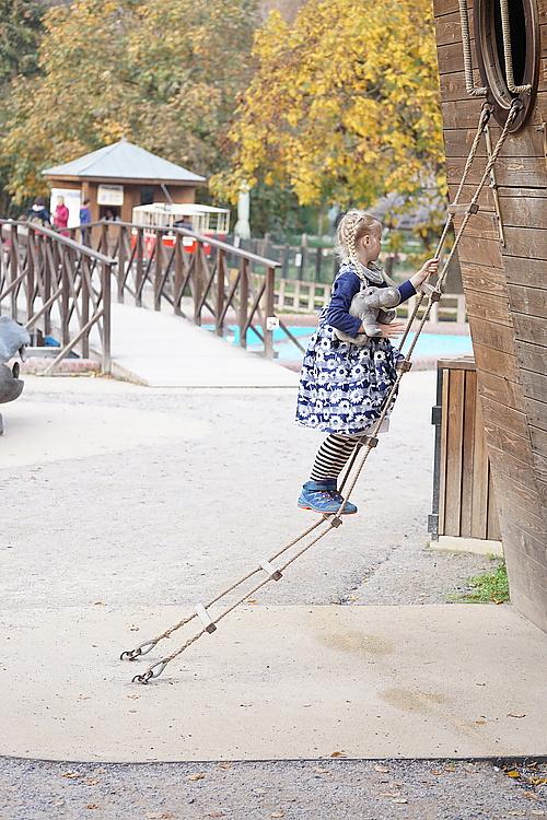 Spielplatz, Zoo Prag
