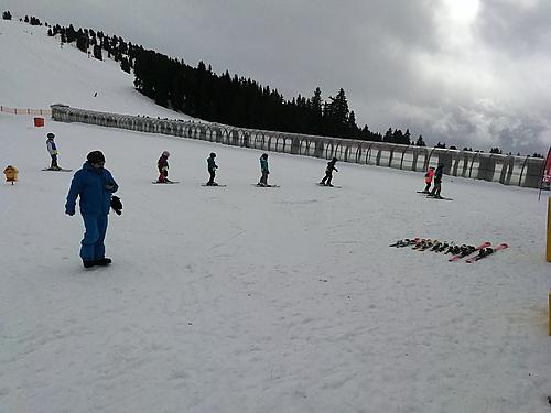 Jannis Skischulgruppe