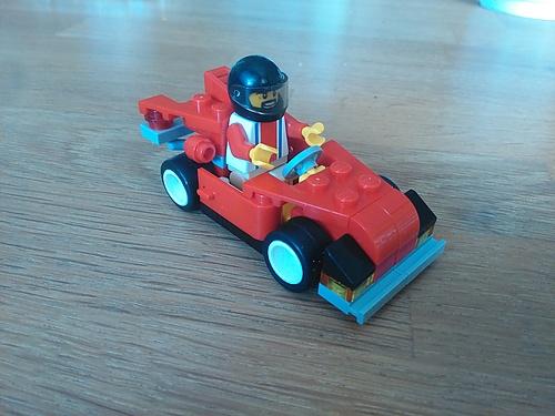 Miniracer Prototyp