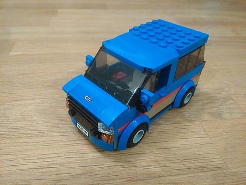 Lego Van 60117