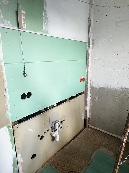 Mission Küchenwand