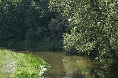 Hauptspree in Halbendorf