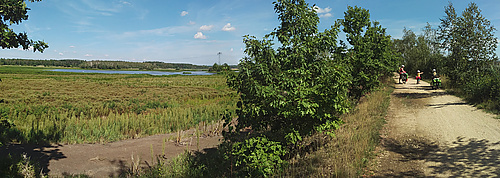 Teilstaubecken Reichendorf