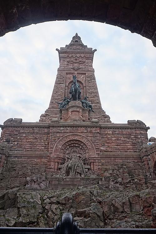Barbarossa, Kyffhäuser-Denkmal