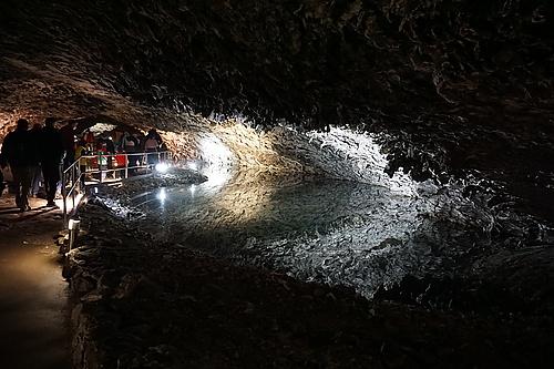 Erste Caverne der Barbarossahöhle