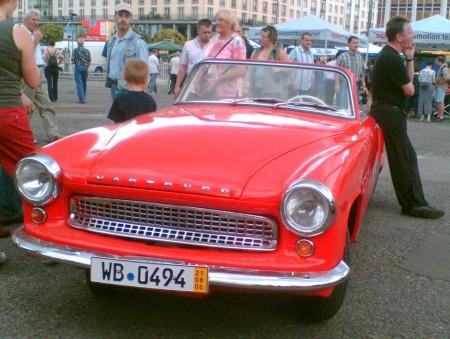 Wartburg Cabriolet