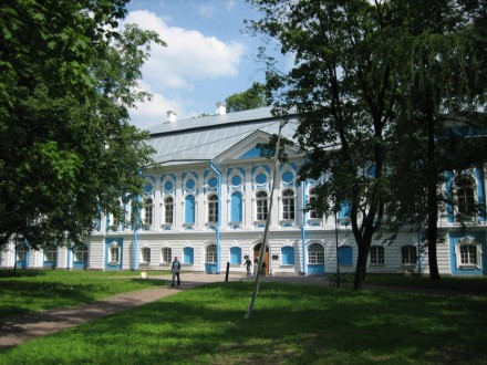 Smol'nij Campus Universität in St.Petersburg